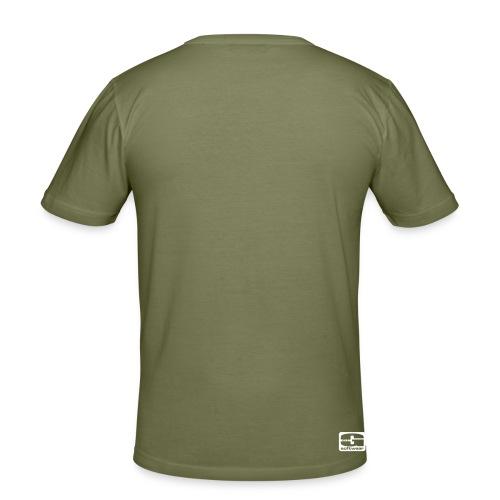 HEAVY! - Men's Slim Fit T-Shirt