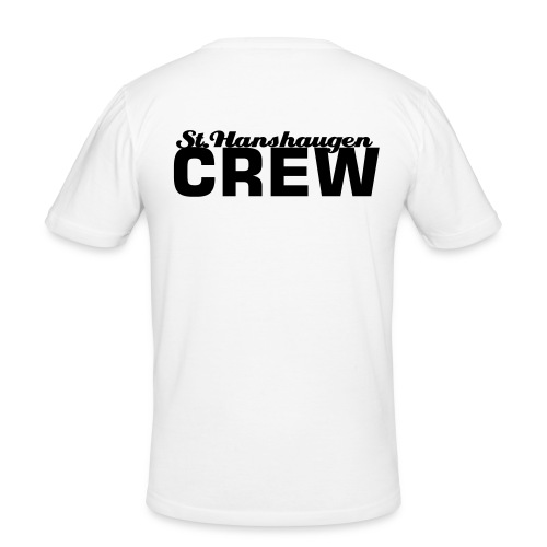 Crew Tee - Slim Fit T-skjorte for menn