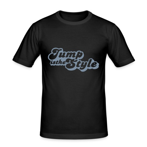 Jump is the Style Shirt - slim fit T-shirt