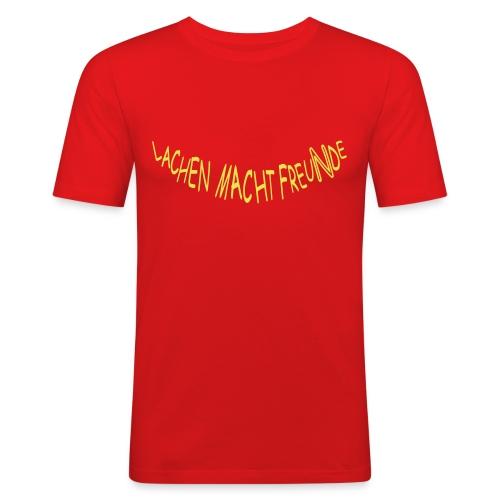 Single Slim - Männer Slim Fit T-Shirt
