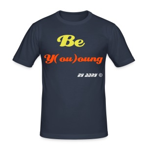 Be Y(ou)oung, Homme - Tee shirt près du corps Homme