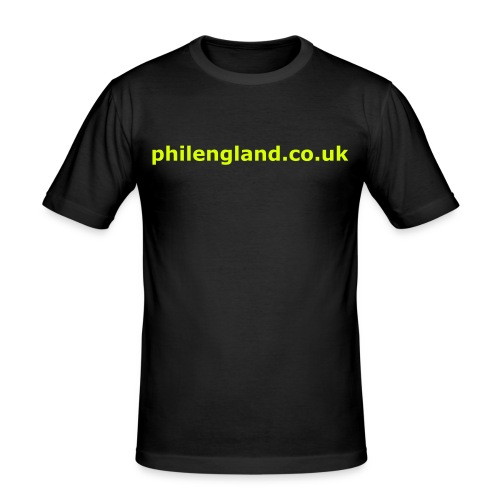 philengland.co.uk tshirt - Men's Slim Fit T-Shirt