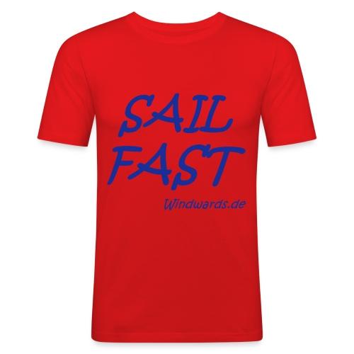 jr - Männer Slim Fit T-Shirt