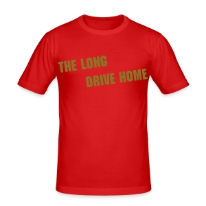 The Long Drive Home - Men's Slim Fit T-Shirt