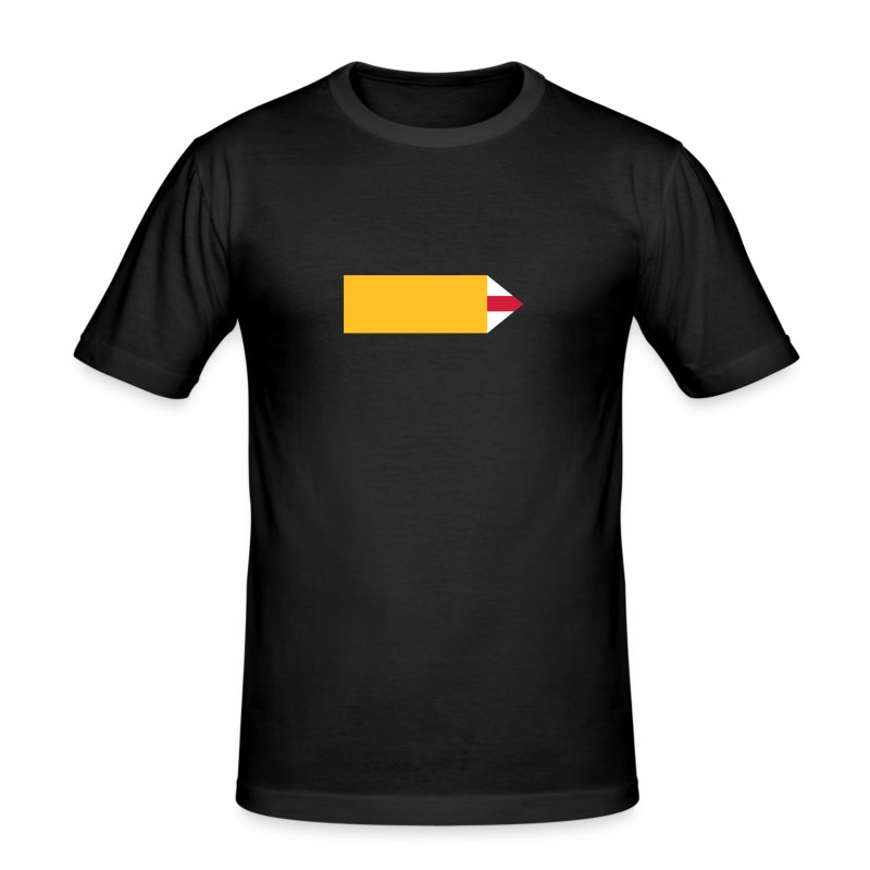 CH wanderschild - Männer Slim Fit T-Shirt