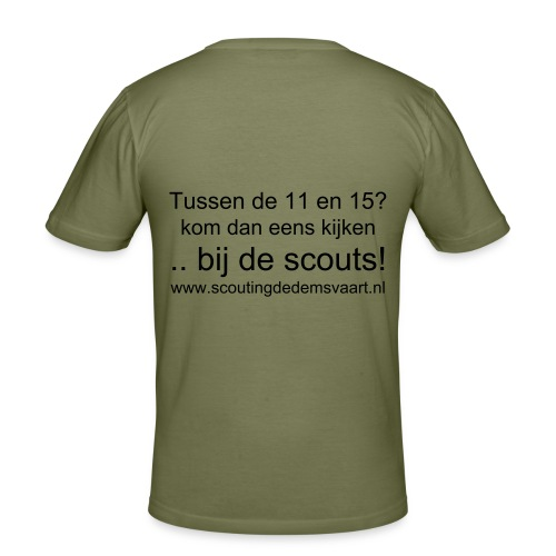 ScoutingPromotie Shirt Scouts - slim fit T-shirt