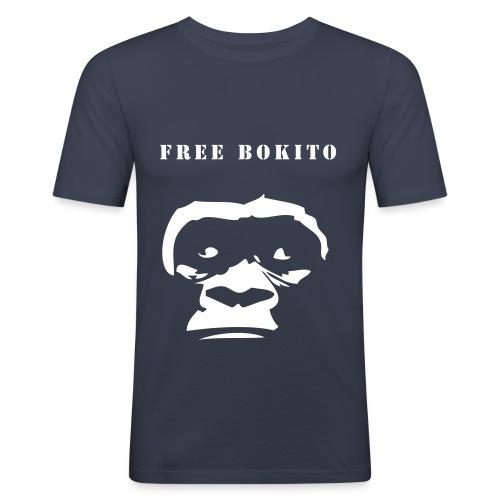Free Bokito - slim fit T-shirt