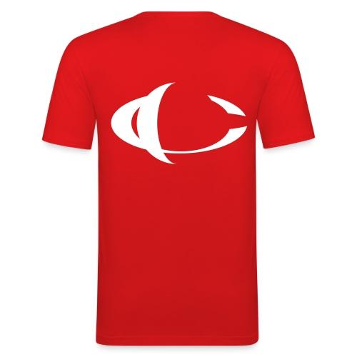 Moulax - T-shirt près du corps Homme