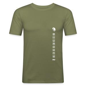 T-shirt près du corps Homme - Tee shirt près du corps Homme