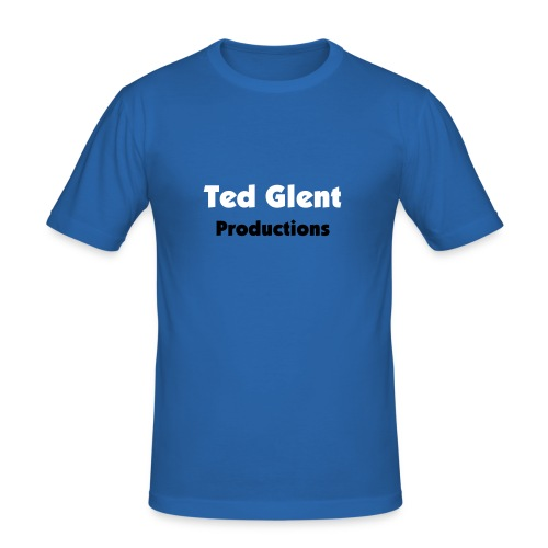 Ted Glent Prod. - Men's Slim Fit T-Shirt