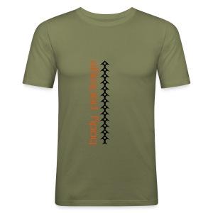 body package 2 T-Shirt - Männer Slim Fit T-Shirt