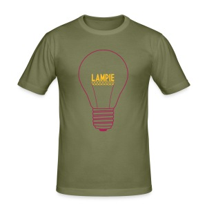 Lampie! - slim fit T-shirt