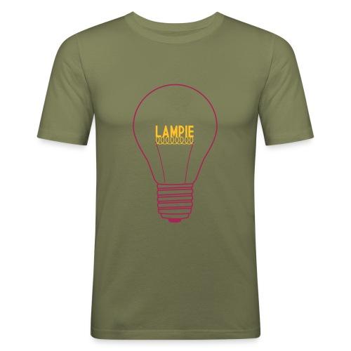 Lampie! - slim fit T-shirt