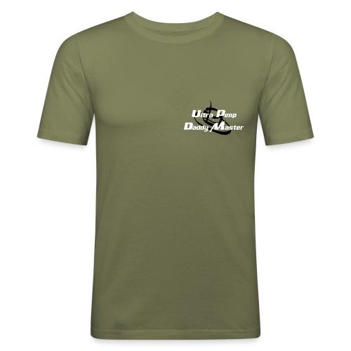 Ultra Pimp Daddy Master T-Shirt - Men's Slim Fit T-Shirt