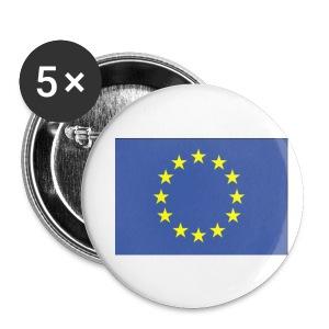EU flag - Buttons small 25 mm