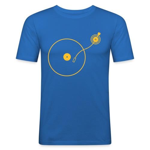 Turntable - T-shirt près du corps Homme
