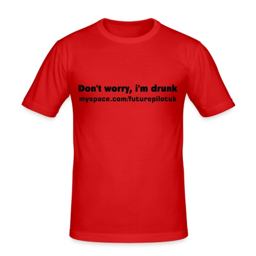 I'm drunk - Men's Slim Fit T-Shirt