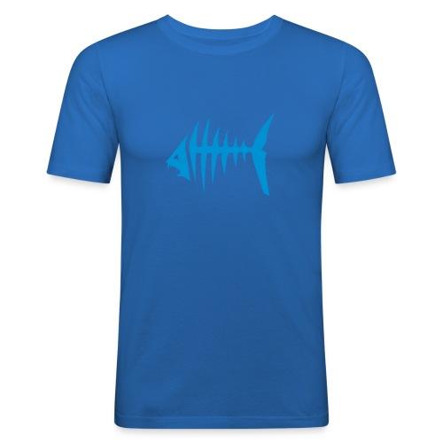 Fisch+Anker Shirt - Männer Slim Fit T-Shirt