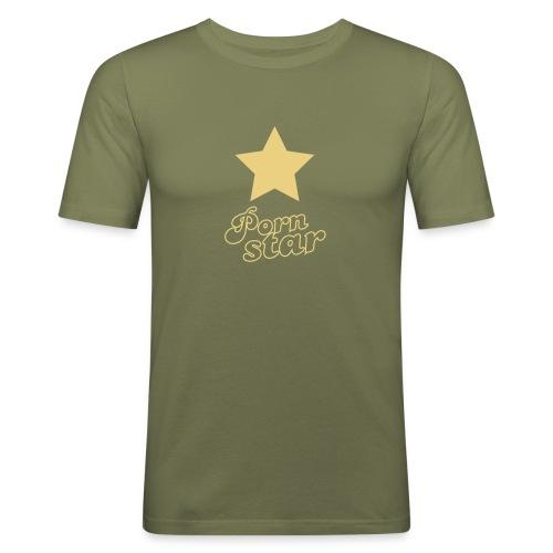 Porn Star - slim fit T-shirt