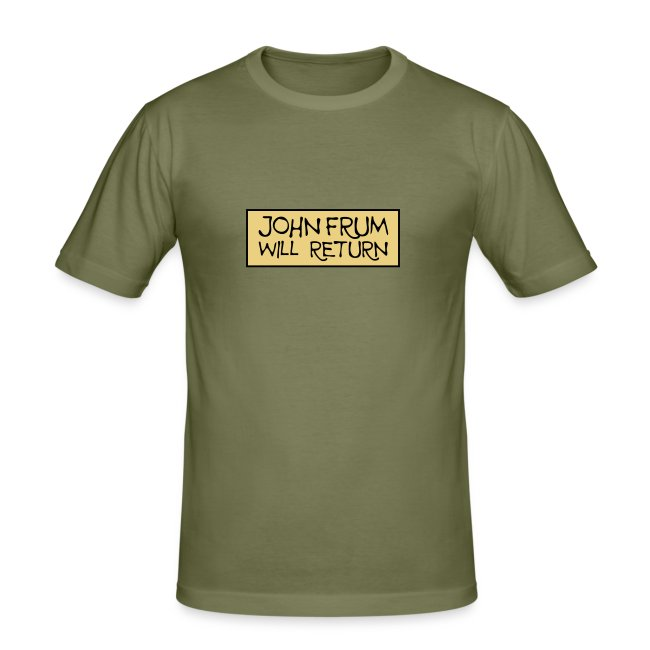 John Frum Will Return! Shirt