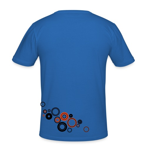 CF Droplets - Men's Slim Fit T-Shirt