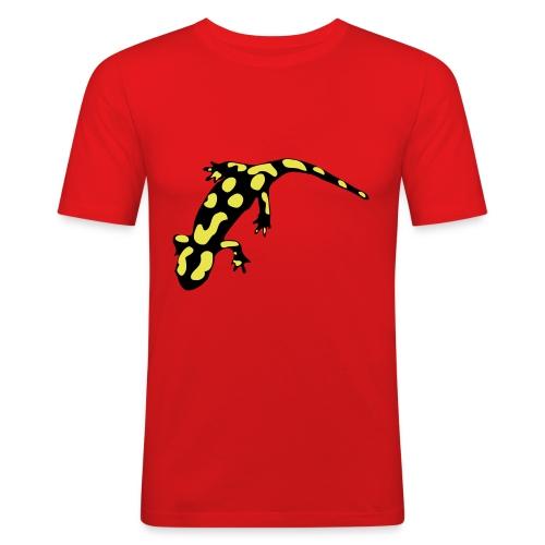 1,0 gigliolii bunt - Männer Slim Fit T-Shirt