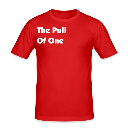 'The Pull Of One' T - Men's Slim Fit T-Shirt