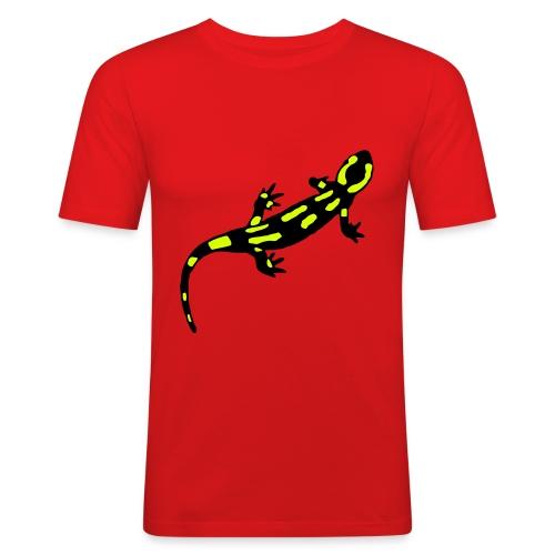 1,0 terrestris bunt - Männer Slim Fit T-Shirt