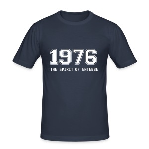 T-Shirt 1976 - Männer Slim Fit T-Shirt