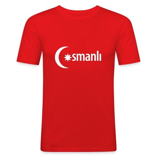 Osmanlı - Männer Slim Fit T-Shirt