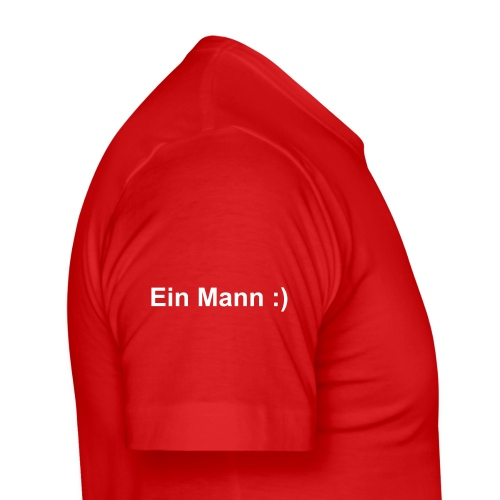 Upgrade - Männer Slim Fit T-Shirt