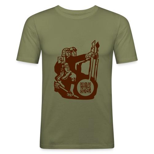 CAMISETA COMMON - Camiseta ajustada hombre