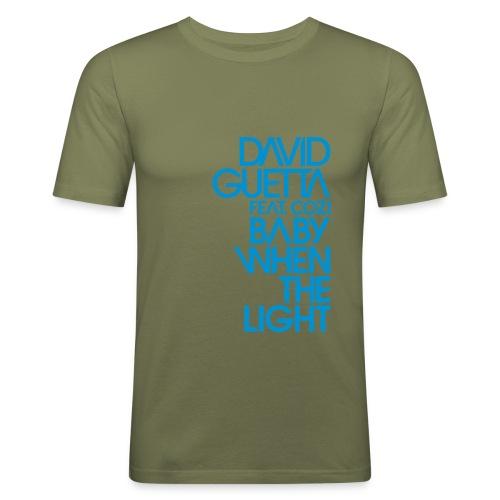 Light Homme - T-shirt près du corps Homme