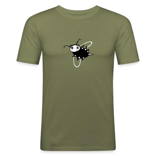Das leuchtende Insekt - Männer Slim Fit T-Shirt