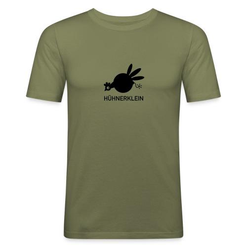 Hühnerklein - Männer Slim Fit T-Shirt