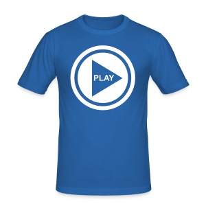 PLAY - SP-Musik - Männer Slim Fit T-Shirt