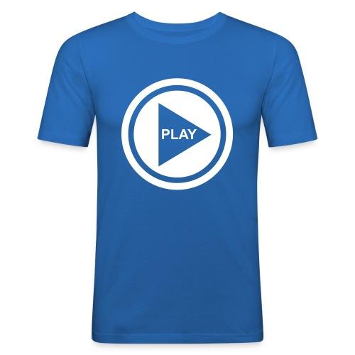 PLAY - SP-Musik - Männer Slim Fit T-Shirt