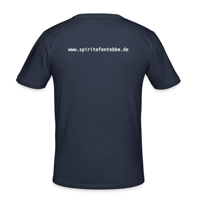 T-Shirt Operation Thunderbolt blue