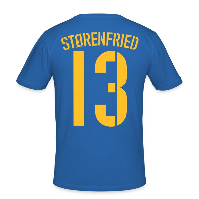 STØRENFRIED 13 (AWAY)