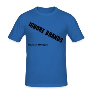 Ignore Brands - Men's Slim Fit T-Shirt