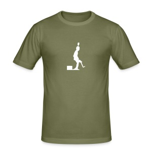 Pro Kicker (slim fit) - Männer Slim Fit T-Shirt