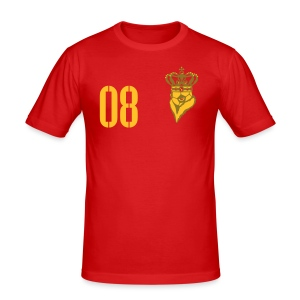 CAMPEON 08 - Männer Slim Fit T-Shirt