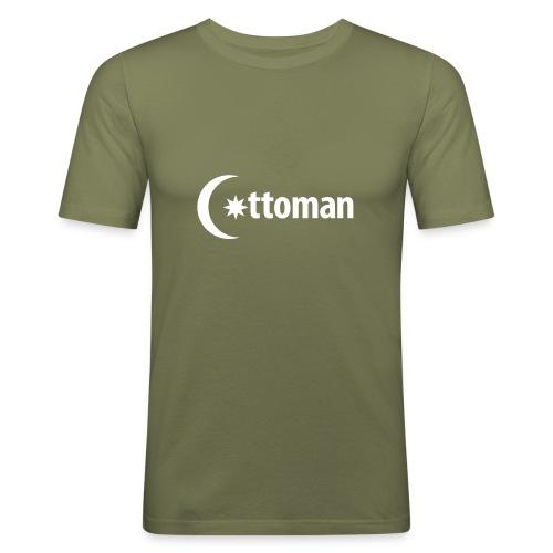 Ottoman - Männer Slim Fit T-Shirt