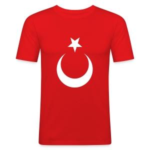 Ayyıldız - Männer Slim Fit T-Shirt