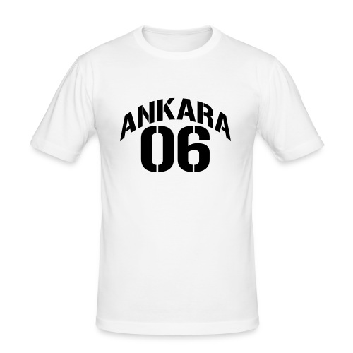 Ankara 06 - Männer Slim Fit T-Shirt