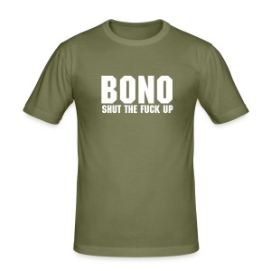 Bono - Men's Slim Fit T-Shirt