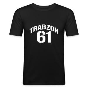 Trabzon 61 - Männer Slim Fit T-Shirt