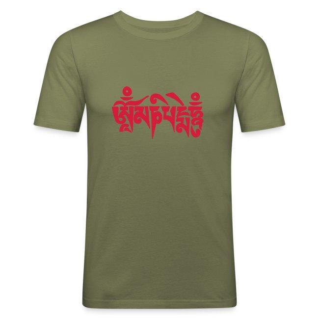 om mani padme hum + free tibet