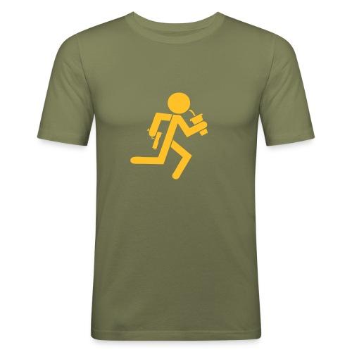 Majica - T-shirt près du corps Homme