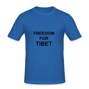 freedom shirt - Men's Slim Fit T-Shirt